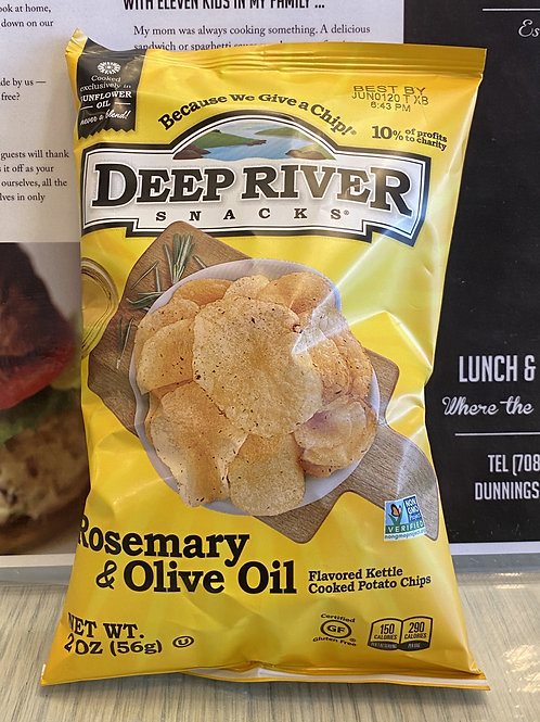 Deep River – Rosemary & Olive Oil
