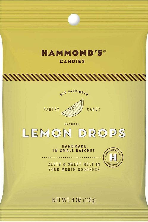 Hammond's Lemon Drops
