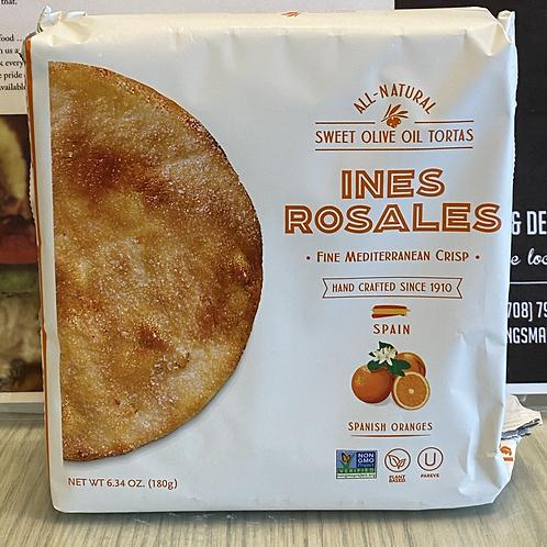 Ines Rosales Sweet Orange