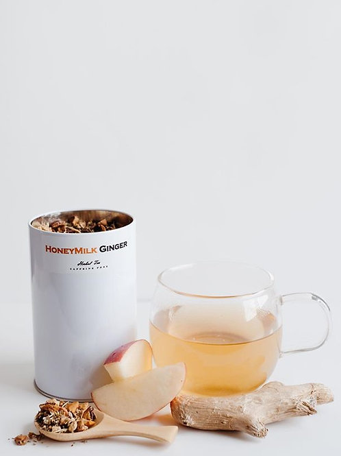 HoneyMilk Ginger Tea