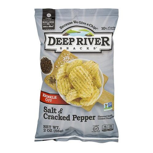 Deep River – Salt & Cracked Pepper