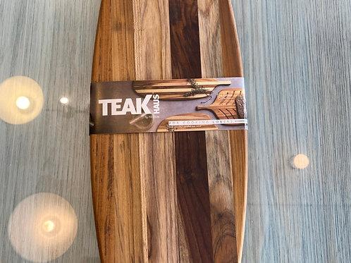 Teak Haus Long Canoe Board