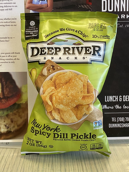 Deep River – New York Spicy Dill Pickle