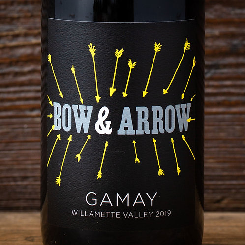 Bow & Arrow Willamette Valley Gamay 2019
