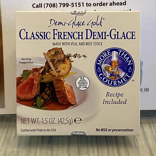 Classic French Demi Glaze