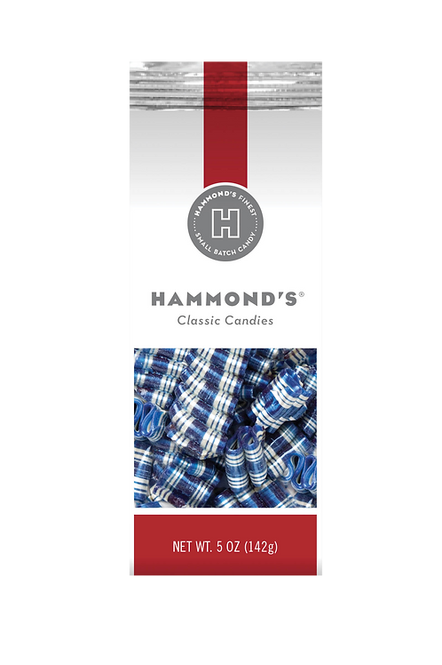Hammond's Blue Raspberry Mini Ribbon