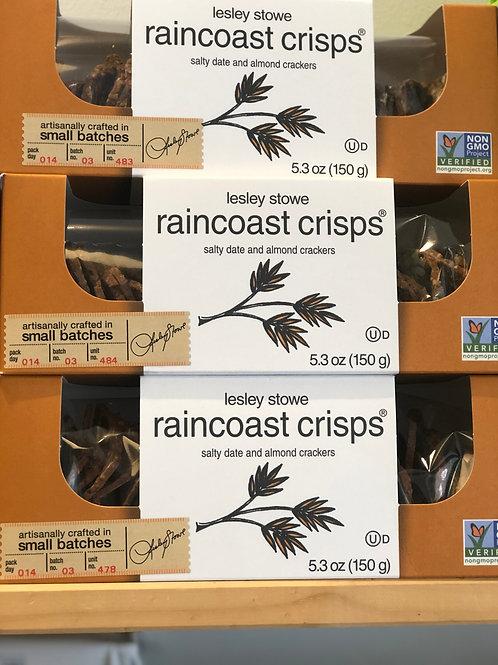 Raincoat Crisp Crackers -date and almond