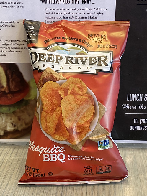 Deep River – Mesquite BBQ