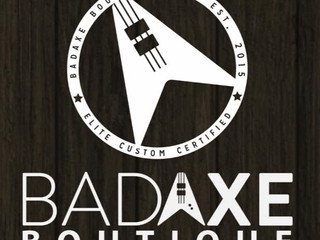 BadAxe Boutique now selling CAST Engineering pedals!