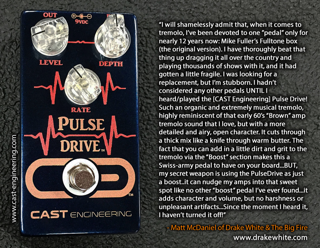 CAST Engineering Pulse Drive