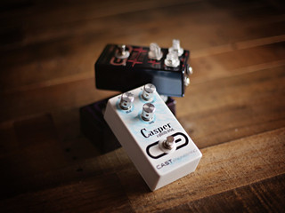 Our friends at Premier Guitar did a review of the Casper delay pedal in their Pedal Issue -
