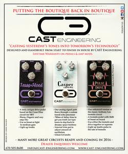 Guitar Player Magazine Ad