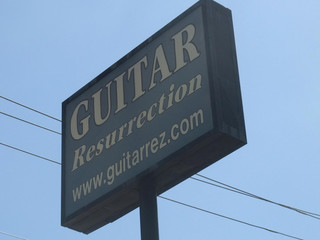 Guitar Resurrection in Austin, Texas now carries CAST Engineering!