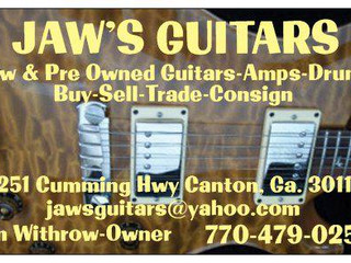 CAST Engineering now available at JAWS Guitars!