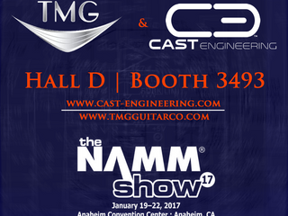 NAMM Show Debut!!!