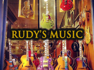 CAST Engineering now available at Rudy's Music in New York City!