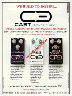 Tone Report Issue 133 Ad