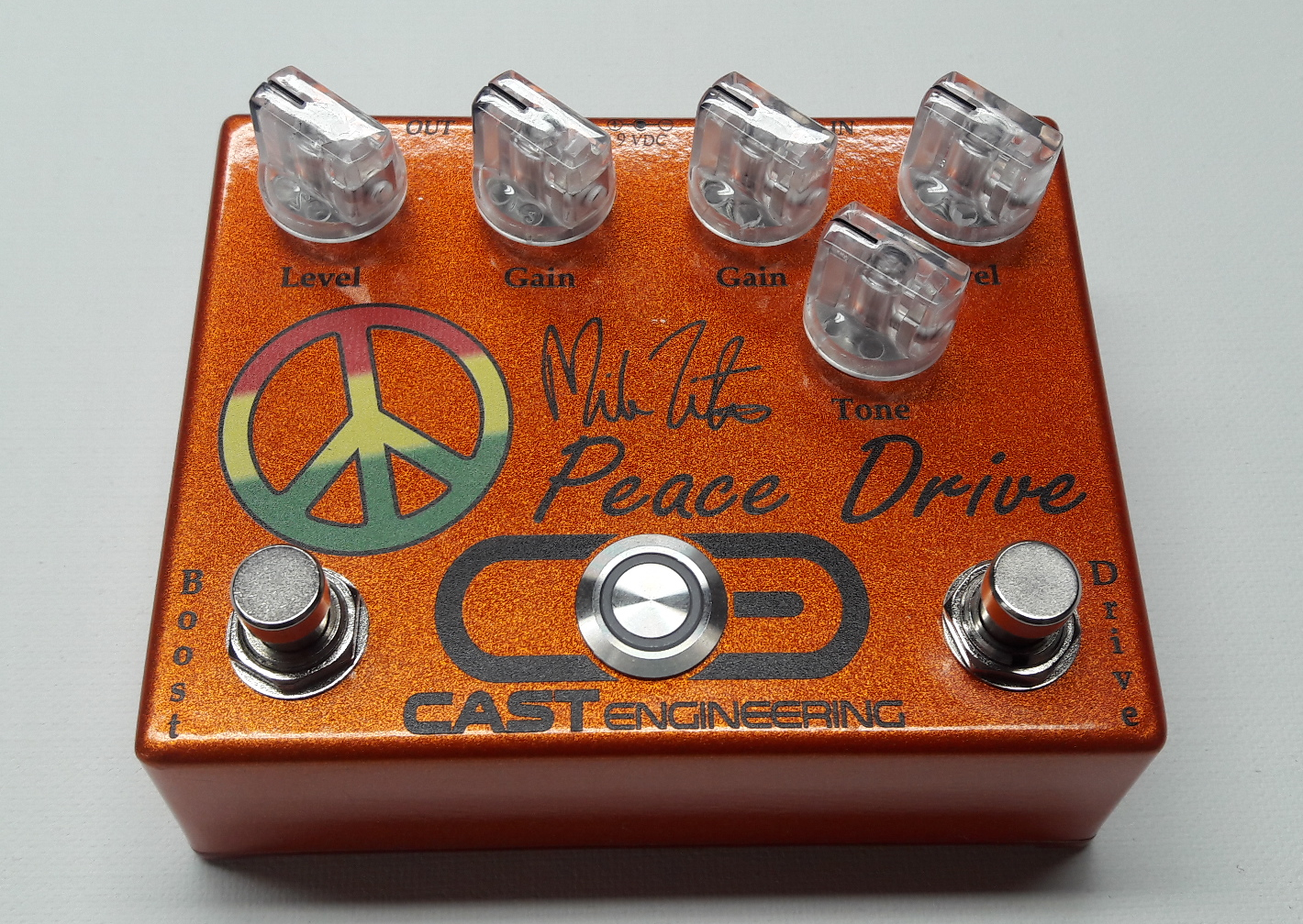 Mike Zito Peace Drive