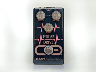 Official Press Release for the Pulse Drive on Premier Guitar!
