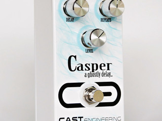 Official Casper Press Release on Premier Guitar!
