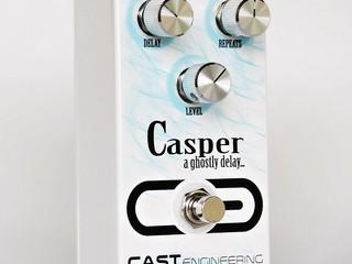 Official Casper Press Release on Premier Guitar!