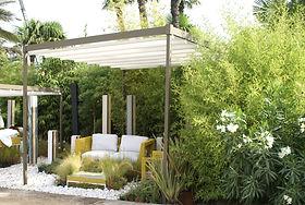 jardin contemporain moderne   Natur\'Déco