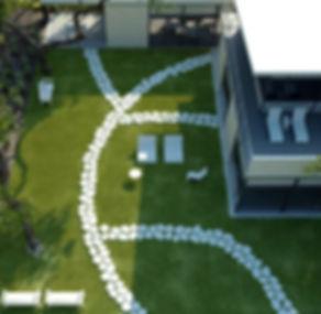 les cailloux dans votre jardin