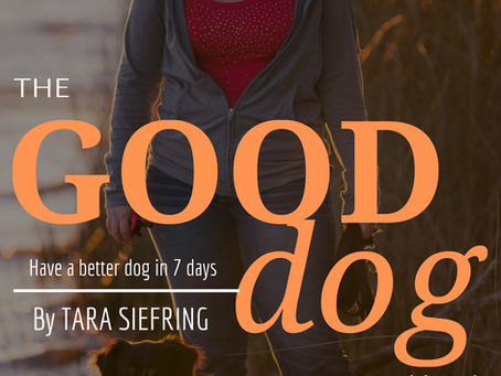 The Good Dog Workbook: How to Have a Better Dog in 7 Days.
