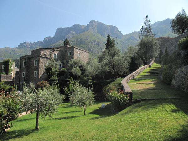 Village - mountains