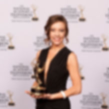 Emmy award winner Lisa Hutson 2019