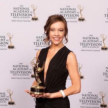 Emmy award winner Lisa Hutson 2019