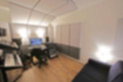 Control room Frigo Studio