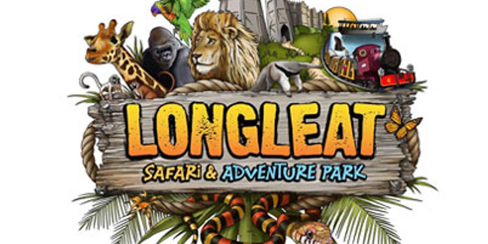 Longleat Safari and Adventure Park (£15 per person*)