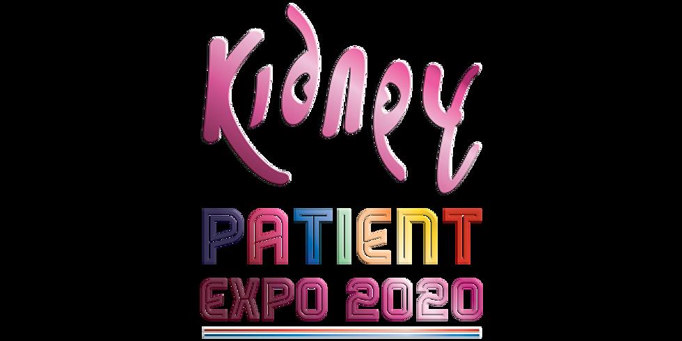 Kidney Patient Expo 2020