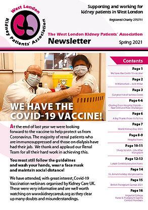 Newsletter SPRING 2021- Front cover.jpg