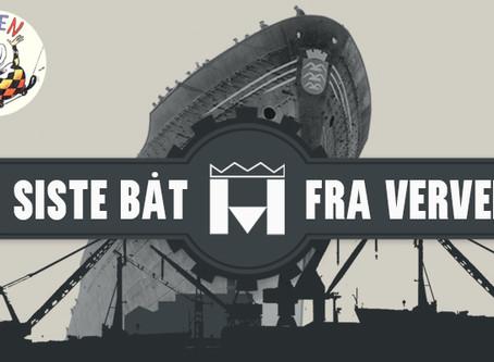 "Teatergruppen Masken presentere ""Siste båt fra Verven"""