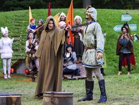 Fantastisk Robin Hood!