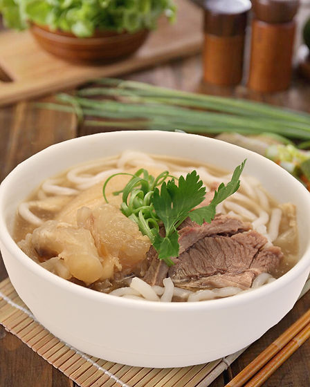 Signature Beef Noodles Soup