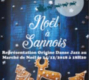 Représentation_Marché_de_Noël_Sannois_Or