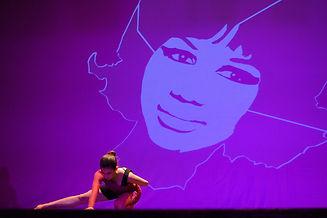 Spectacle Danse Origine Danse Jazz Mapping video Sannois Val d'Oise Cours de Danse