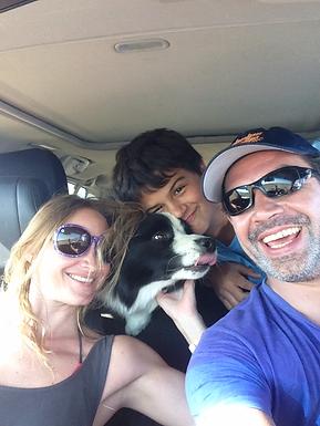 Viajar con Perros Chile