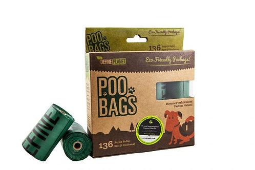 Define Planet Poop Bags  8 rolls (136 bags)