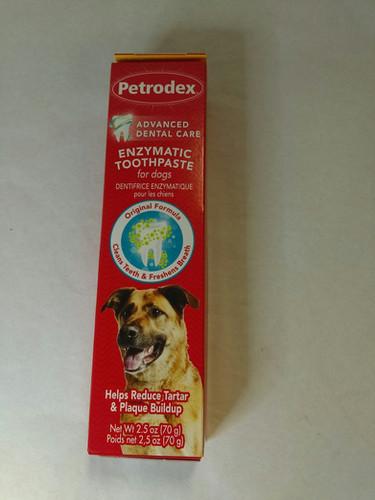 Sentry Enzymatic Dog Toothpaste Chicken Flavour