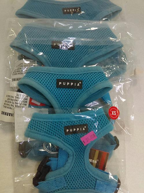 Puppia Dog Harnesses Blue