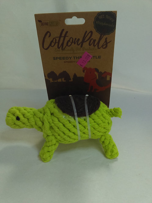 Turtle Dog Toy by Define Planet