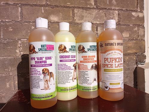 Nature's Specialties Dog Shampoo 473ml