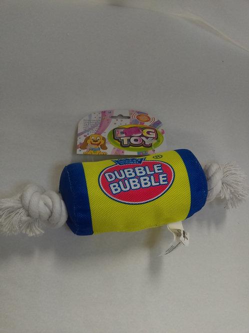 Dubble Bubble Dog Toy