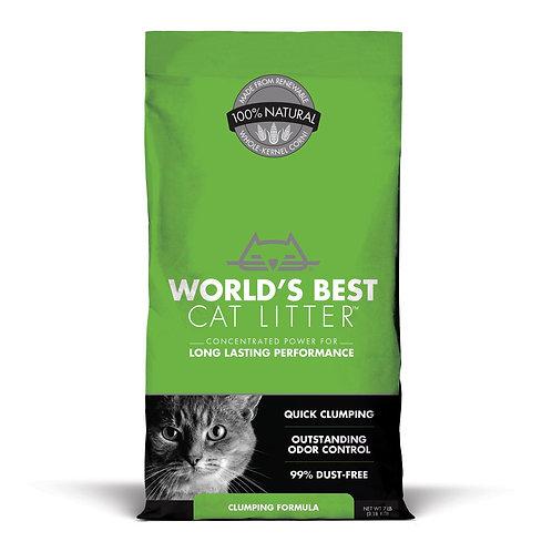 World's Best Clumping Cat Litter 28lb