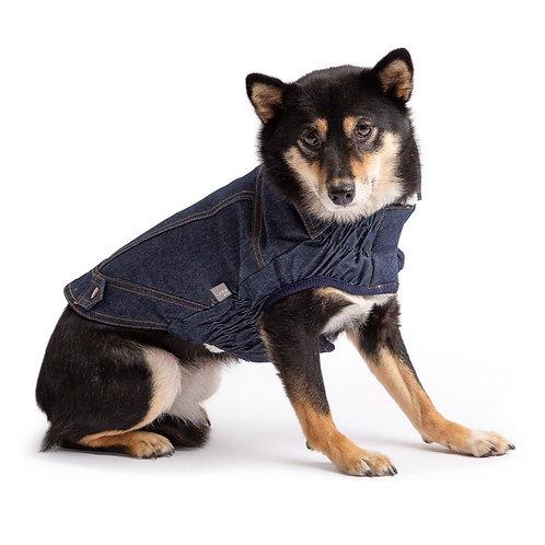 GF Pet Denim Jacket - fleece lined