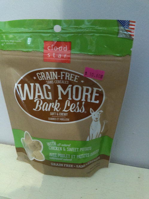 Wag More Bark Less Chicken and Sweet Potato 142g